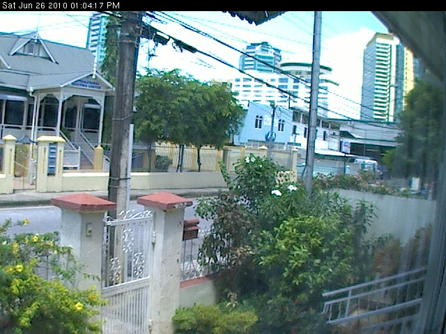 Dettagli webcam Port Of Spain